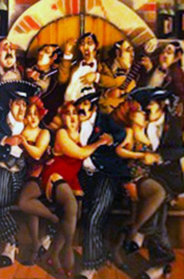 Tango 1998 Limited Edition Print by Carlos Ferreyra