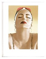 Catalina (Yellow) 2016 Limited Edition Print by Carole Feuerman - 1