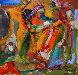 Christmas 2014 Original Painting by Ivan Filichev - 0