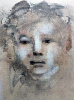 Visage 1976 Limited Edition Print by Leonor Fini