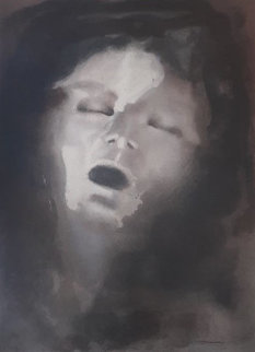 Le Cest Oblige 1974 Limited Edition Print by Leonor Fini