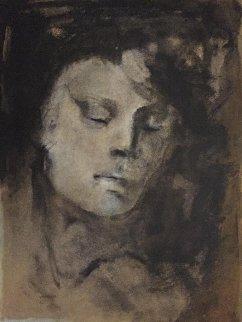 La Jeune Memoire 1972 Limited Edition Print - Leonor Fini