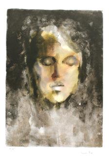 Visages Pour Delie, Portfolio of 12 Lithographs 1974 Limited Edition Print - Leonor Fini