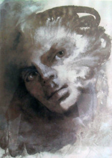 Untitled Etching Limited Edition Print - Leonor Fini