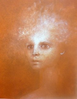 Rafaela 1980 Limited Edition Print by Leonor Fini