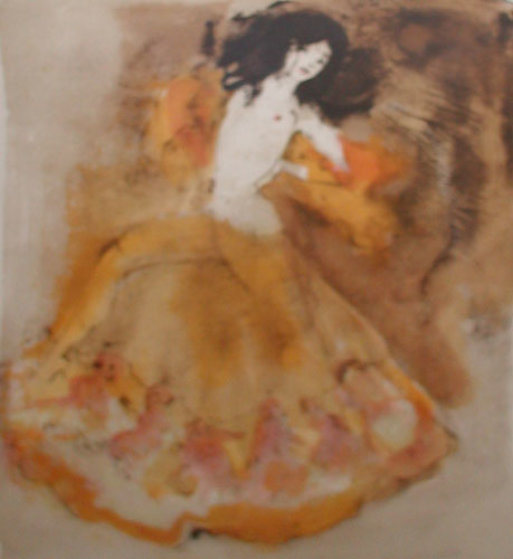 Untitled Lithograph 1969 Limited Edition Print by Leonor Fini