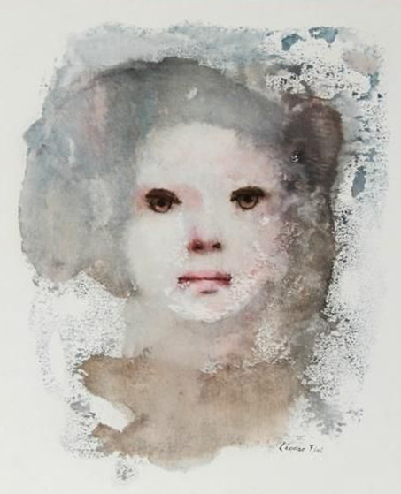 4ac7ea3b4f4 Portrait of a Girl 1970 Limited Edition Print by Leonor Fini