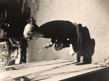 Warhol Does Elvis Photography - Nat Finkelstein