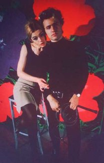 Aenigma II Edie and Gerard 1995 Limited Edition Print - Nat Finkelstein
