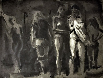 Shower 1987 Limited Edition Print by Eric Fischl