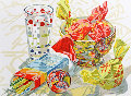 Candy AP Limited Edition Print - Janet Fish