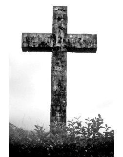 Cross in Hana Limited Edition Print - Mick Fleetwood