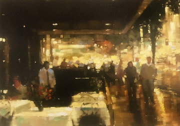 Night Life 2004 Limited Edition Print by Michael Flohr