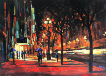 Timeless Moment 2006 46x58 Super Huge Limited Edition Print - Michael Flohr