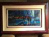 New York City 2008 23x35 Original Painting by Michael Flohr - 1
