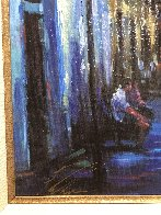 Quarter Past Embellished Limited Edition Print by Michael Flohr - 2