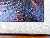 Untitled Painting 2010 38x38 Huge Original Painting by Michael Flohr - 2