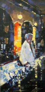 Fred 2002  Limited Edition Print by Michael Flohr