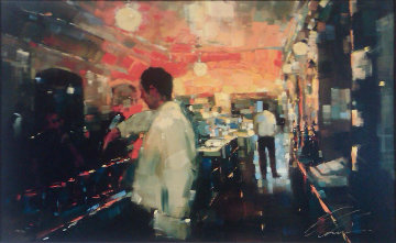 Friday Night 2002  Limited Edition Print - Michael Flohr