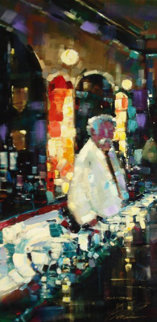 Fred AP 2002 Embellished Limited Edition Print by Michael Flohr