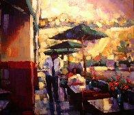 Lunch Date 2004 Embellished Limited Edition Print by Michael Flohr - 0