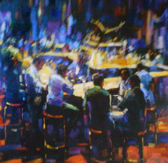 Stock Talk 2005 Super Huge Limited Edition Print - Michael Flohr