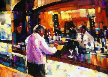 Reflections 2005 Super Huge Limited Edition Print - Michael Flohr