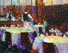 Table For Two 2006 Embellished Limited Edition Print by Michael Flohr - 0