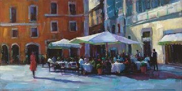 Ciao Bella 2008 Limited Edition Print - Michael Flohr