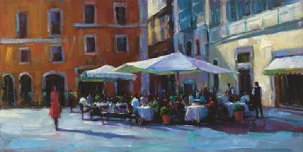 Ciao Bella 2008 Limited Edition Print by Michael Flohr