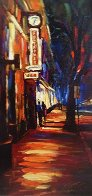 Fontaines 2007 Embellished  Limited Edition Print by Michael Flohr - 0