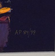 Martini Lounge AP 2008 Limited Edition Print by Michael Flohr - 2
