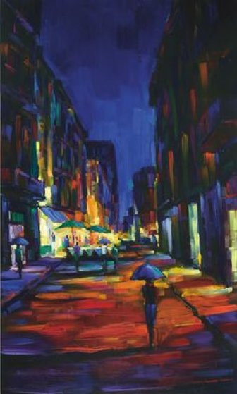 When in Rome 2006 Limited Edition Print by Michael Flohr