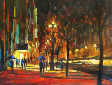 Timeless Moment 2006 Embellished Limited Edition Print - Michael Flohr
