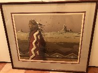 Shadow of the Earth  1983 Limited Edition Print by Larry Fodor - 1