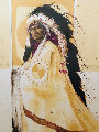 Red Tomahawk AP 1980 Limited Edition Print - Larry Fodor