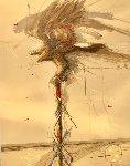 Dream Eagle 3 1983 Limited Edition Print - Larry Fodor