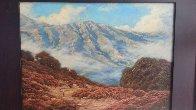 California Hills 2008 17x21 Original Painting by Dirk Foslien - 3