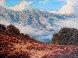 California Hills 2008 17x21 Original Painting by Dirk Foslien - 0