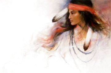 Navajo Daydream Limited Edition Print - Ozz Franca