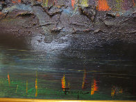 Untitled Painting 24x48 Super Huge Original Painting by Ozz Franca - 2