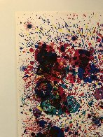 Spun For James Kirsch 1972 Limited Edition Print by Sam Francis - 6