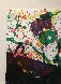 Untitled, From Michael Walberg Poemes Dans Le Ciel (Lembark 273) 1986 Limited Edition Print by Sam Francis - 6