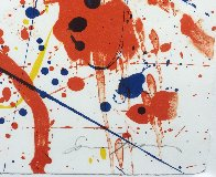 Untitled (Lembark 269) 1982 Super Huge Limited Edition Print by Sam Francis - 5