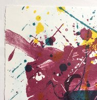 Untitled (Lembark 269) 1982 Super Huge Limited Edition Print by Sam Francis - 4
