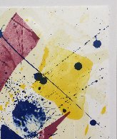 Untitled (Lembark 269) 1982 Super Huge Limited Edition Print by Sam Francis - 3