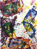 Untitled (Lembark 269) 1982 Super Huge Limited Edition Print by Sam Francis - 2