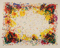 Ariel's Ring 1972 Limited Edition Print by Sam Francis - 1