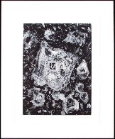 Untitled (Hurricane) 1983 Limited Edition Print by Sam Francis - 1