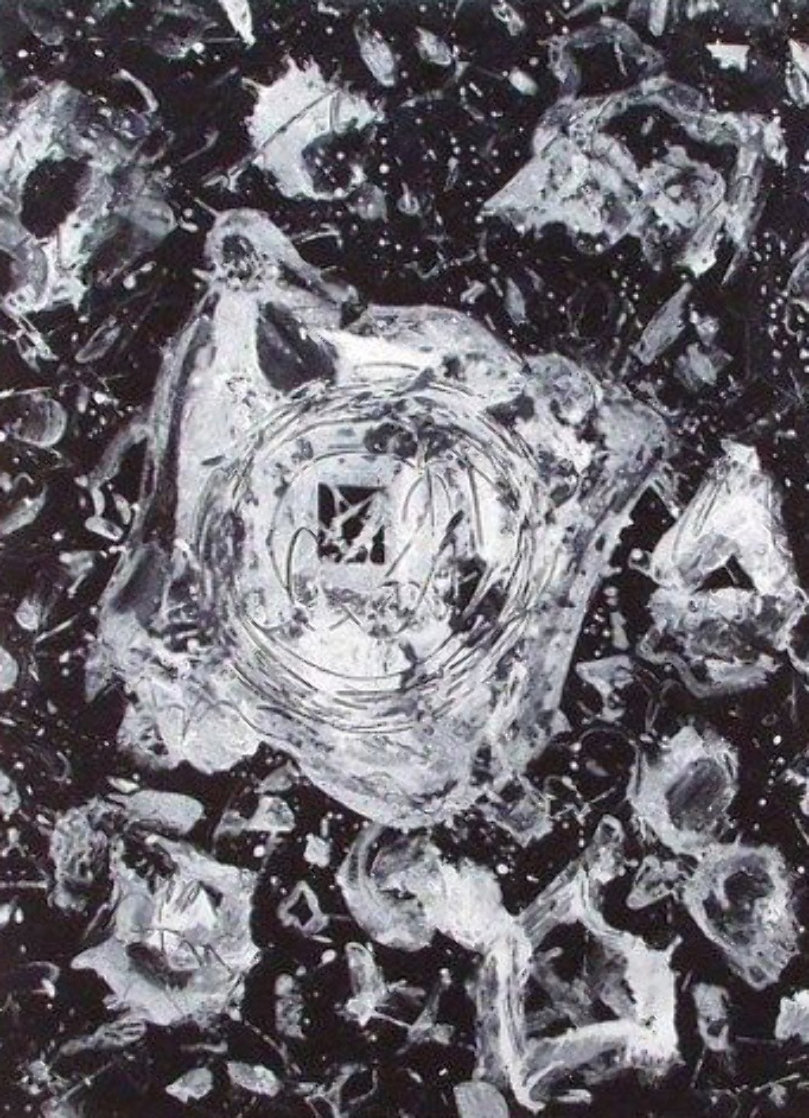 Untitled (Hurricane) 1983 Limited Edition Print by Sam Francis